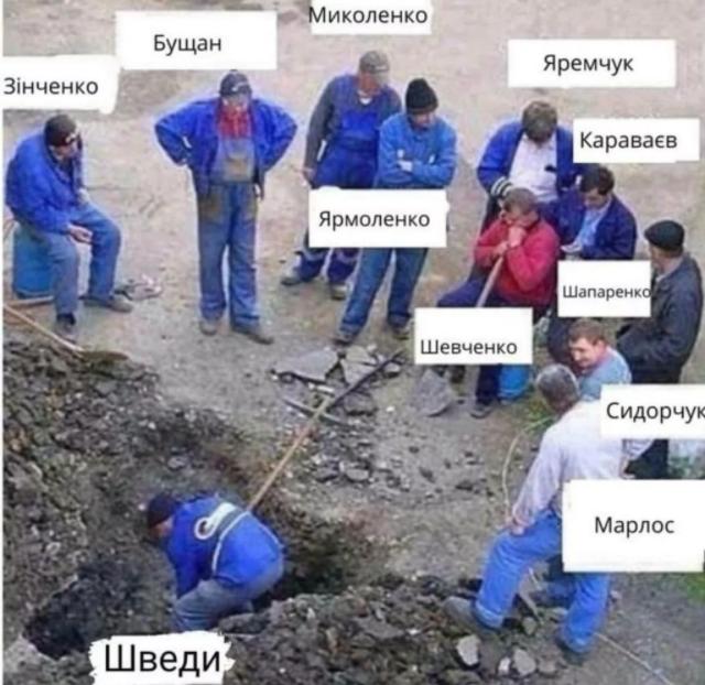 мемы: Гвеция - Украина