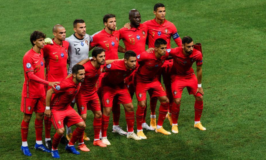 Сборная Португалии по футболу.